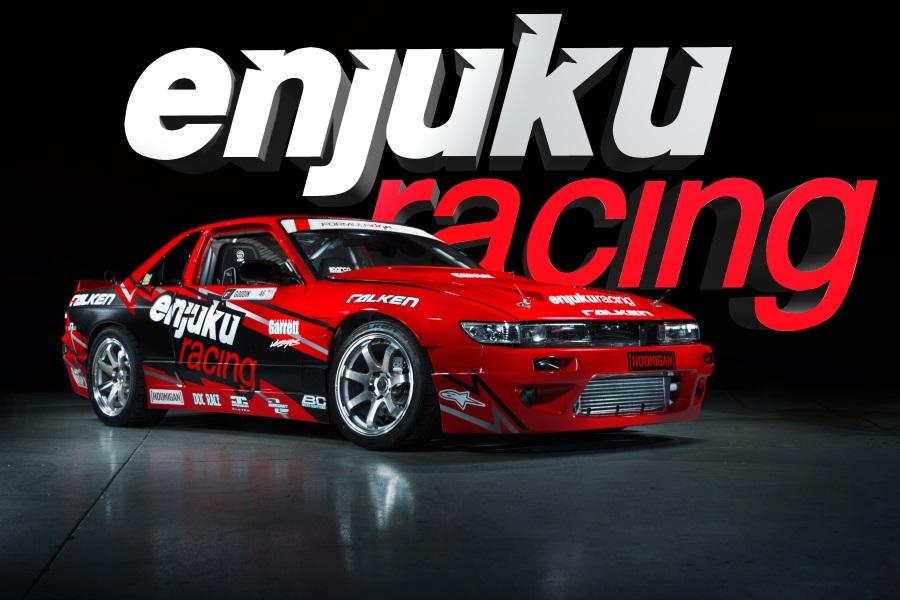 Enjuku Racing Nissan 240sx parts