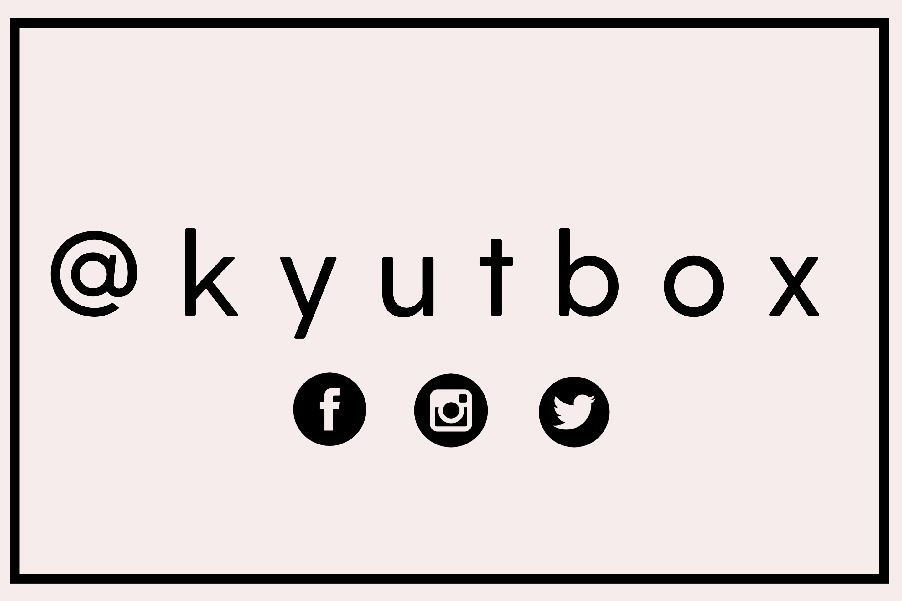 Kyut Box Coupons