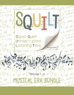 Easy Ideas for Summer Learning - SQUILT Music Appreciation