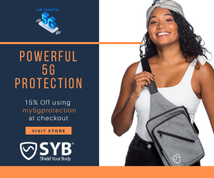 Shield Your Body from 5G