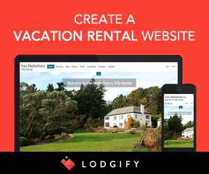 Create a Vacation Rental Website