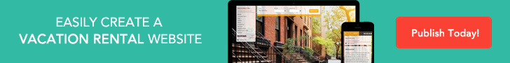 Vacation Rental Website Design & Templates
