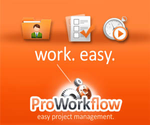 ProWorkflow - projects made easy