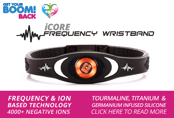 iCore Frequency Wristband for Bio-Resonance E-Lybra