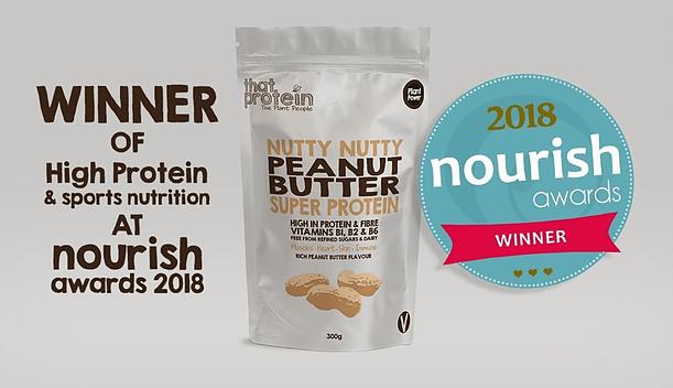 Nutty Peanut Butter